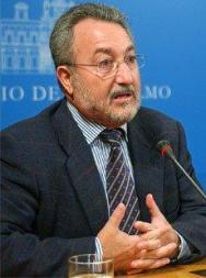 Bernat Soria Ministro de Sanidad